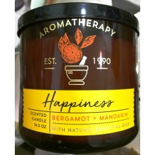Nến Thơm Happiness Aroma Candles 411g Bath And Body Works
