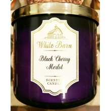 Nến Thơm Black Cherry Merlot Candles 411g Bath And Body Work