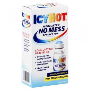 Dầu nóng dạng lăn Icy Hot Medicated No Mess Applicator 73ml của Mỹ