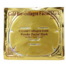 Mặt nạ Gold Bio - Collagen Facial Mask Crystal Collagen Gold 60g từ Nhật