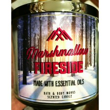 Nến Thơm Marshmallow Fireside Candles 411g Bath And Body Work