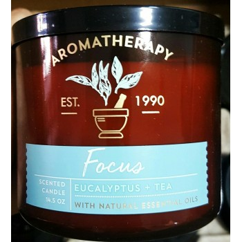 Nến Thơm Focus Aroma Candles 411g Bath And Body Work