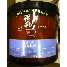 Nến Thơm Relax Aroma Candles 411g Bath And Body Work