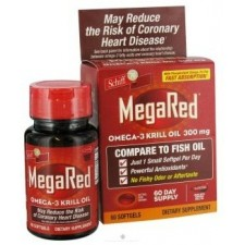 Schiff ® MegaRed Krill Oil 300 mg Hộp 60 viên USA