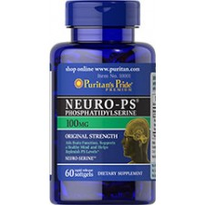 Neuro-Ps 100mg Puritan's Pride hộp 60 viên USA