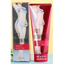 Kem Tan Mỡ Missha Hot Burning Perfect Body Gel tuýp 200ml từ Hàn Quốc