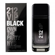 Nước hoa Nam Carolina Herrera 212 Vip Black Own The Party NYC Eau de parfum chai 100ml chính hãng