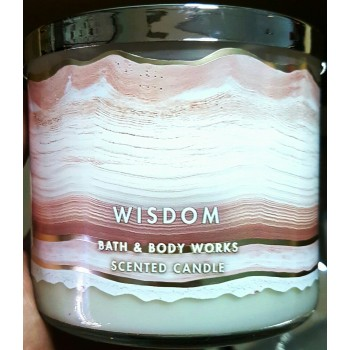 Nến Thơm Wisdom Candles 411g Bath And Body Work